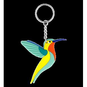 Schlüsselanhänger - Ani-keyri - Colibris