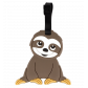 Luggage label - Ani-luggage Llama