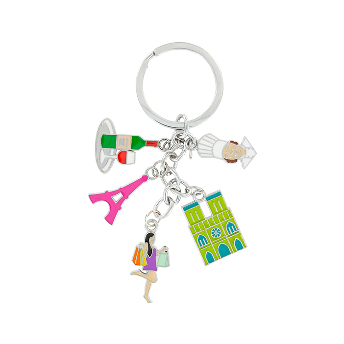 Keyring - Charms City