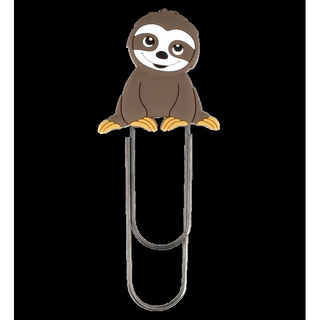 Large bookmark - Ani-bigmark Sloth