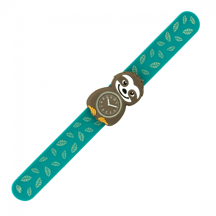 Funny Time Animal - Montre slap Sloth