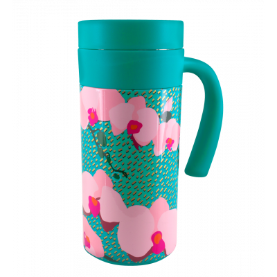 Mug isotermico - Keep Cool Mug - Orchid Blue