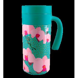 Mug Isotherme - Keep Cool Mug - Orchid Blue