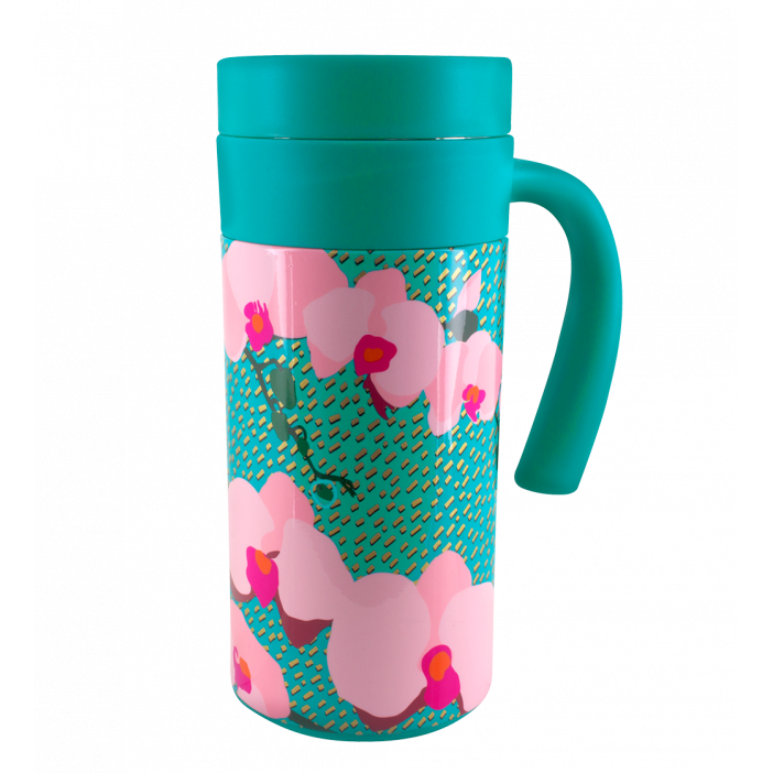 Thermobecher - Keep Cool Mug Orchid Blue