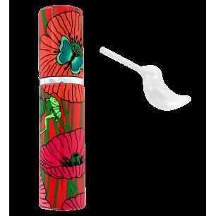 Vaporisateur de parfum de sac - Flairy - Coquelicots