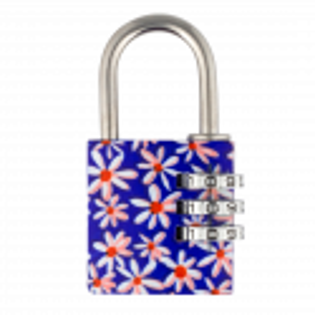 Combination lock - Lock Me Up Cubes
