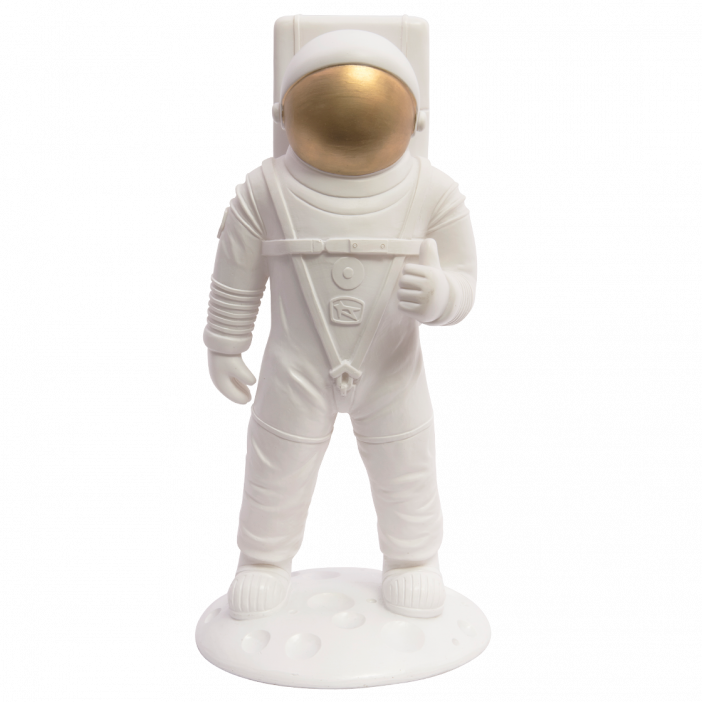 Lampe LED à poser - Moonwalk Astronaute