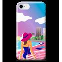 Cover per iPhone 6S/7/8 - I Cover 6S/7/8 White Cat