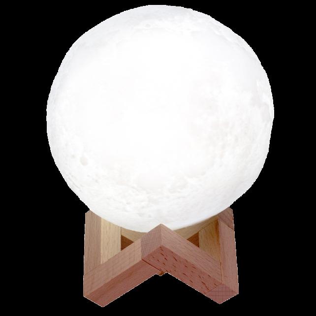 Mond Nachtlicht - The Moon