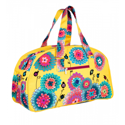 Sac de week-end - Week end 2 - Dahlia