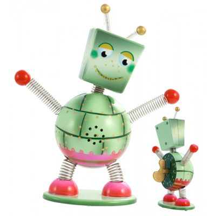 Eieruhr - Samba - Roboter