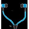 Zipper - Ecouteurs Bleu