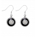 Duo Milk - Boucles d'oreilles crochet