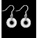 Duo Milk - Hook earrings