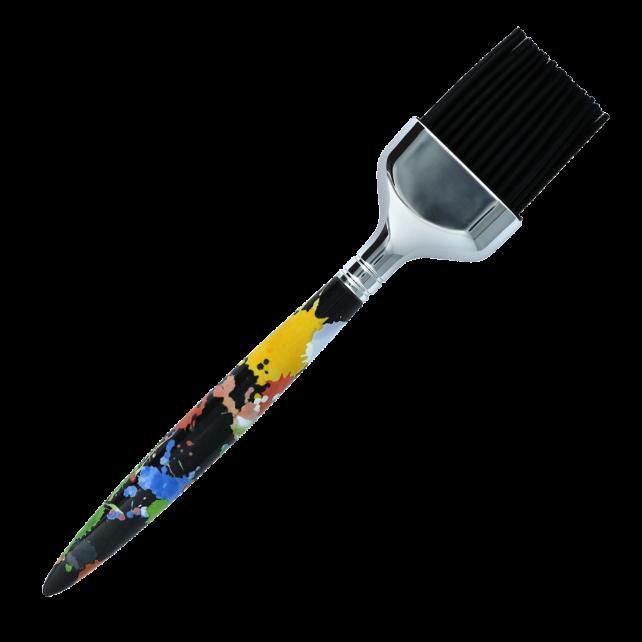 Cooking Brush - Vernissage Black