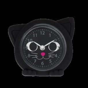 Petit réveil - Funny Clock - Chat