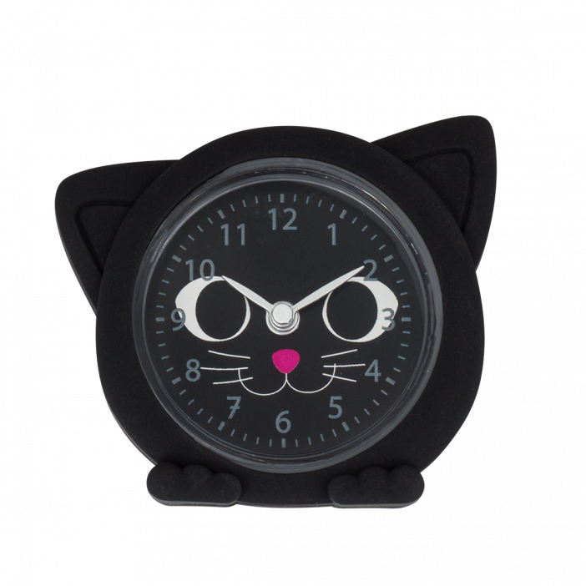 Petit réveil - Funny Clock Chat
