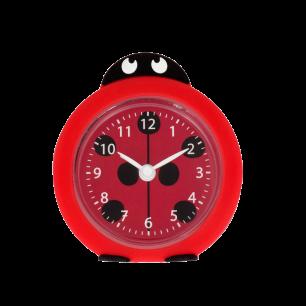 Kleiner Wecker - Funny Clock - Marienkäfer