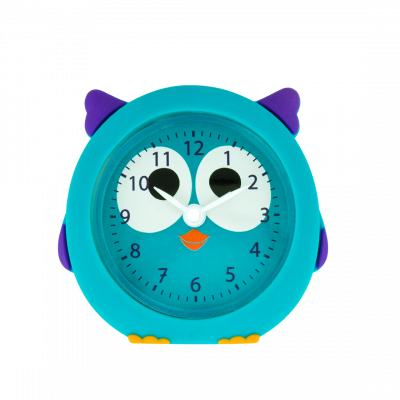 Small Alarm clock - Funny Clock - Owl