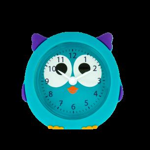 Sveglia per bambini - Funny Clock - Gufo