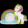 Small Alarm clock - Funny Clock Licorne