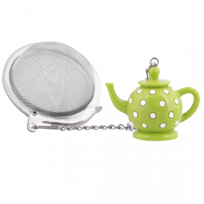 Tea Infuser - Teapot - Green
