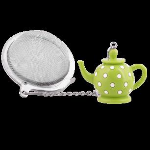 Teekugel - Teapot - Grün