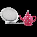 Infuseur à thé - Teapot Rose