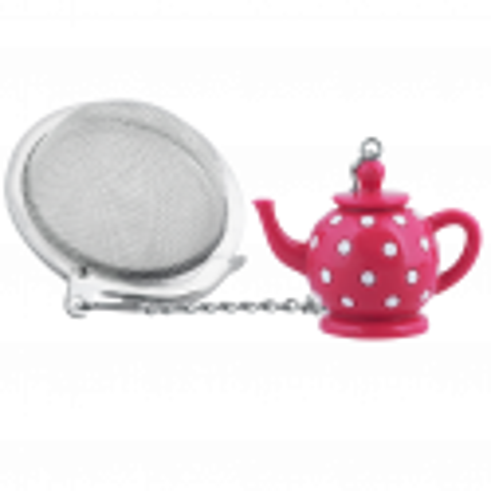 Infusore per tè - Teapot Rosa