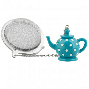 Infusore per tè - Teapot - Turchese