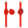 Montre LED - Aniwatch Coccinelle