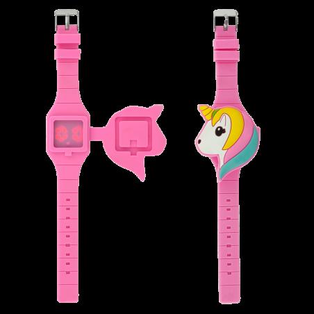 Montre LED - Aniwatch Coccinelle