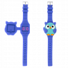 Montre LED - Aniwatch Chouette