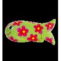Fish Case - Etui poisson Verde