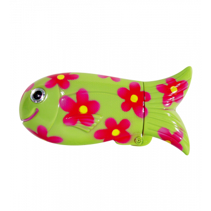 Porta accendino - Fish Case - Verde