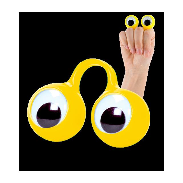 Finger Spies - Bague marionnette