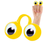 Finger Spies - Bague marionnette Yellow