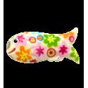 Étui poisson - Fish Case Orchid