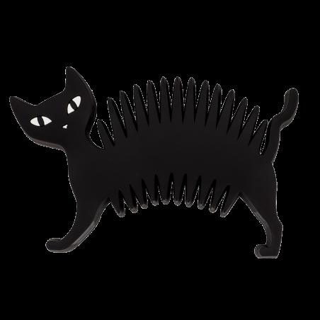 Porte savon - Soapycat Noir