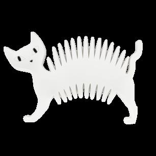 Porte savon - Soapycat - Blanc