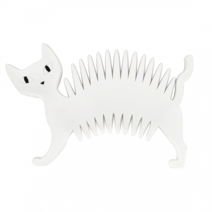 Seifenschale - Soapycat - Weiss