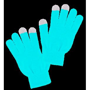 Guanti tattili - Can't Touch - Blu