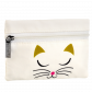 Geldbörse - Mini Purse White Cat