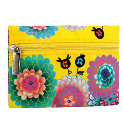 Geldbörse - Mini Purse - Dahlia