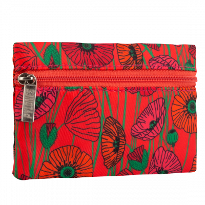 Purse - Mini Purse - Coquelicots