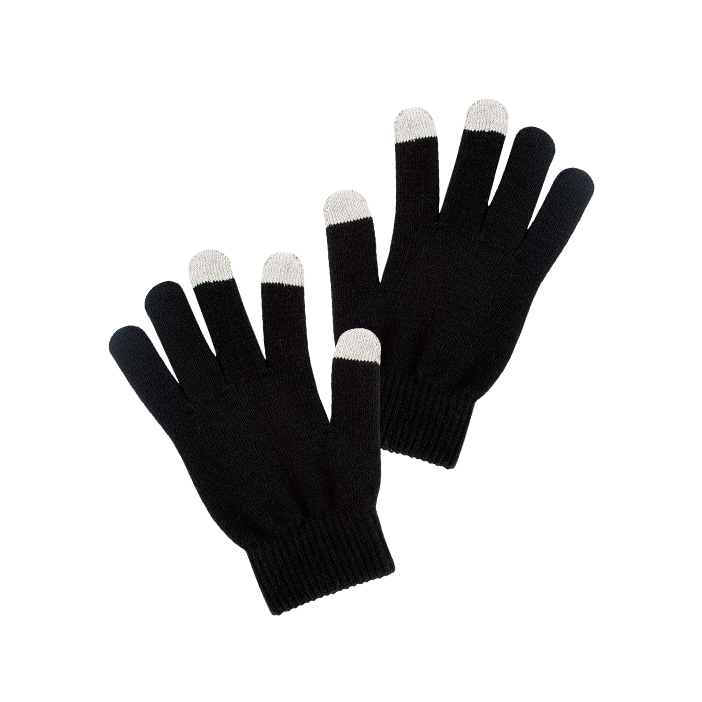 Can't Touch - Gants tactiles Black
