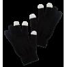 Can't Touch - Gants tactiles Noir
