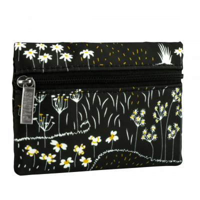 Geldbörse - Mini Purse - Black Board