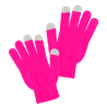 Can't Touch - Gants tactiles Rose