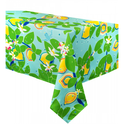 Nappe - A table ! - Lemon